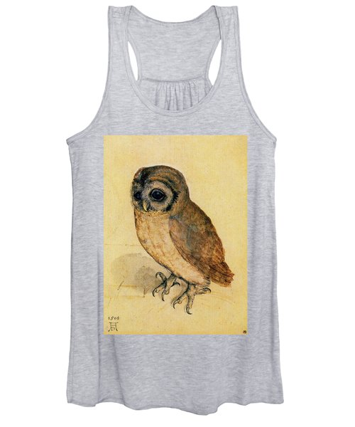 The Little Owl Women's Tank Top