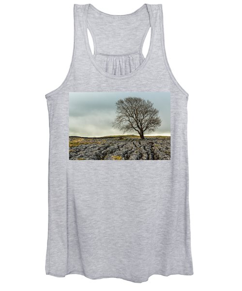 The Lonely Tree Women's Tank Top