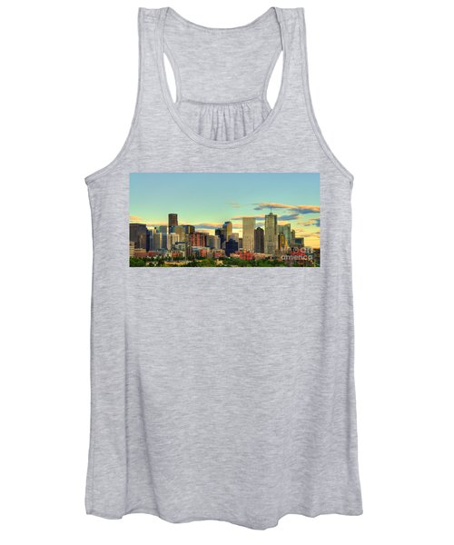 The Mile High City Women's Tank Top