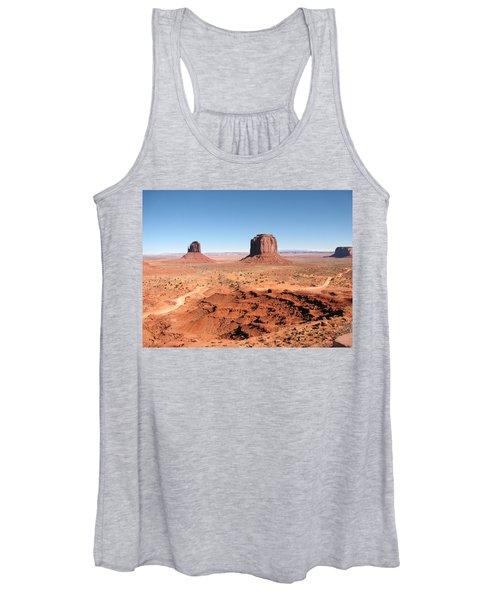 The Mittens Utah Women's Tank Top
