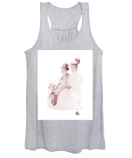 The Old Gray Mare Women's Tank Top