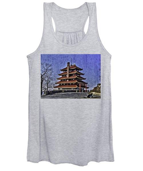 The Pagoda Women's Tank Top