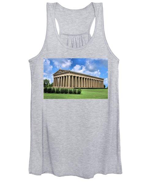 The Parthenon Women's Tank Top