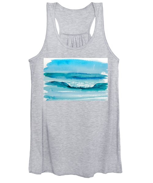The Perfect Wave Women's Tank Top
