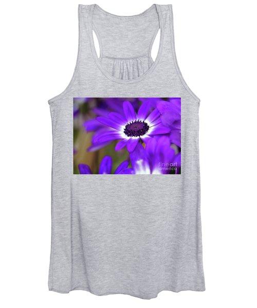 The Purple Daisy Women's Tank Top