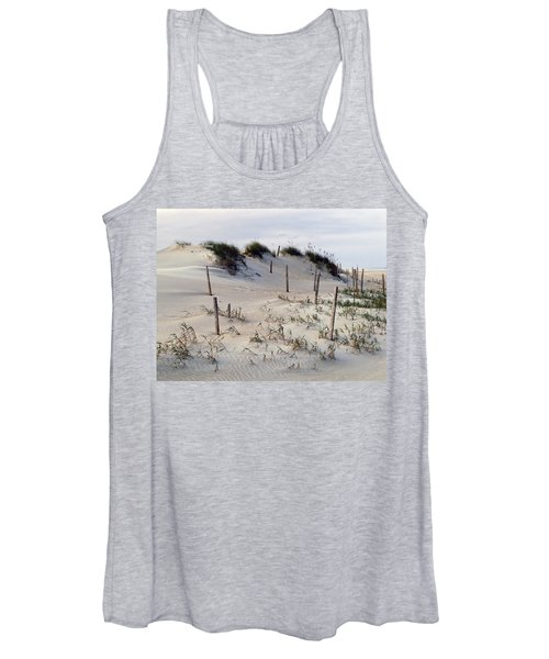 The Sands Of Obx Women's Tank Top