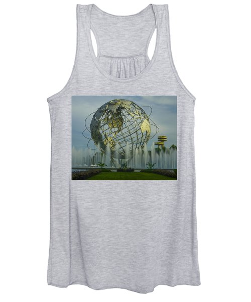 The Unisphere Women's Tank Top