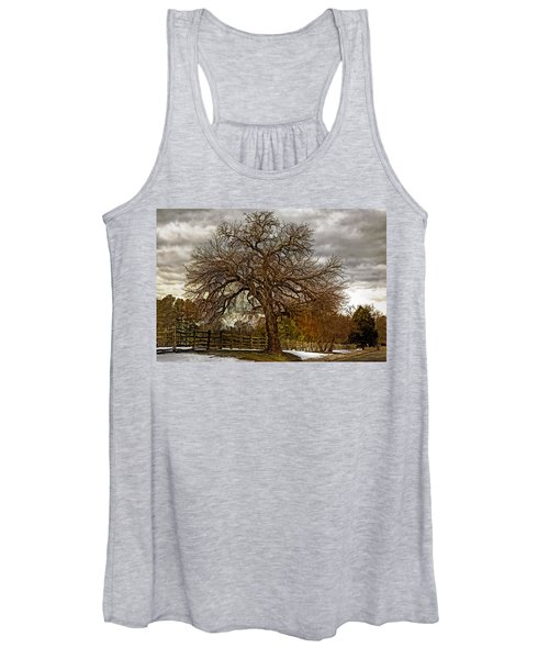 The Welcome Tree Women's Tank Top