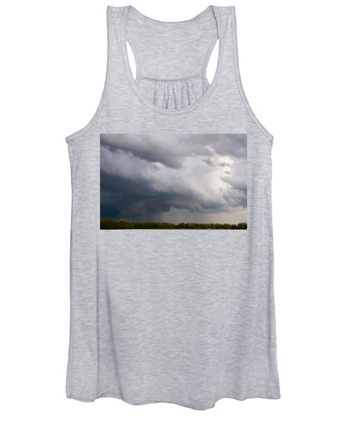 Thunderstorm Squall Women's Tank Top