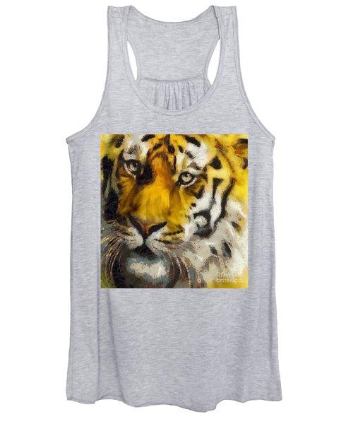 Tiger Women's Tank Top