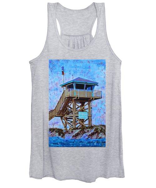 To The Beach Women's Tank Top