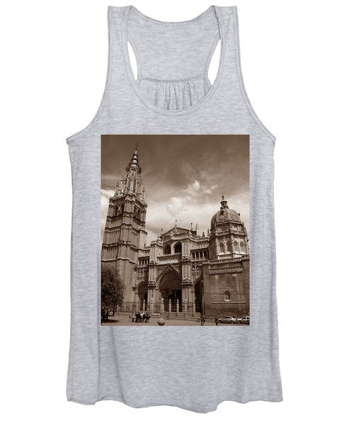 Toledo Cathedral Women's Tank Top