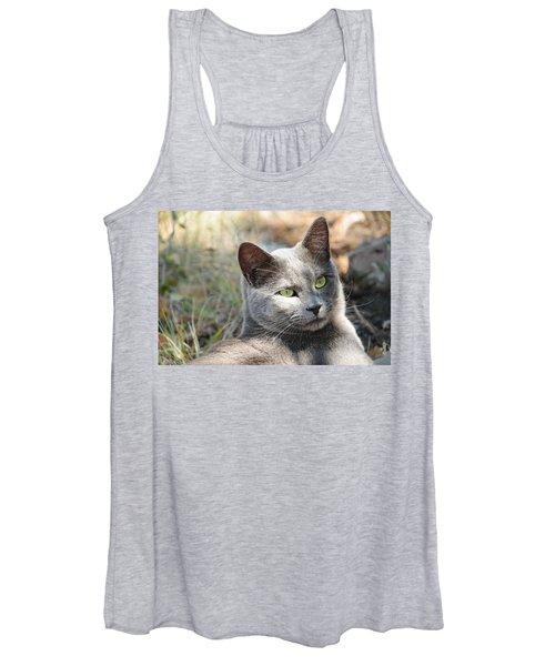 Tom Cat Women's Tank Top