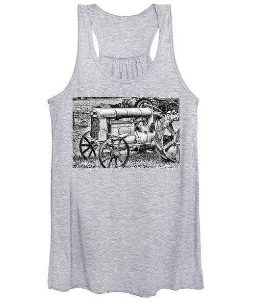 Tractor Women's Tank Top