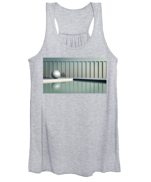 Tranquil Seclusion Women's Tank Top