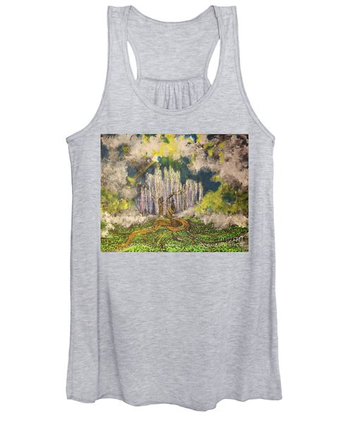 Tree Of Souls Women's Tank Top