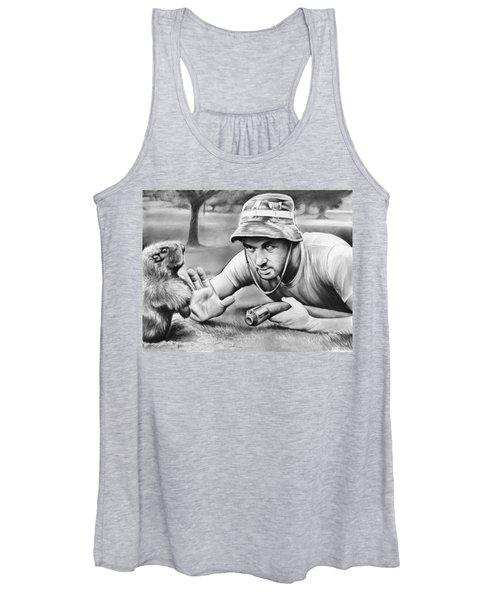 Tribute To Caddyshack Women's Tank Top