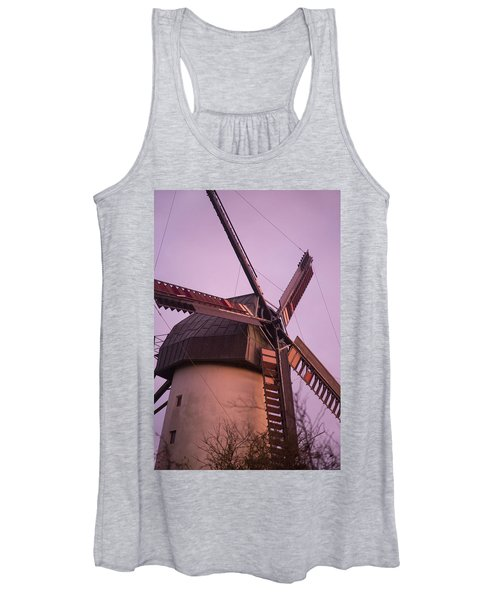 Turn The Page Women's Tank Top