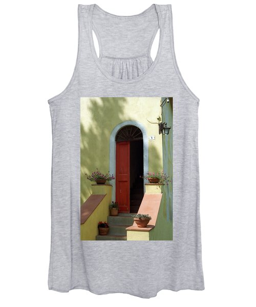 Tuscan Door Women's Tank Top
