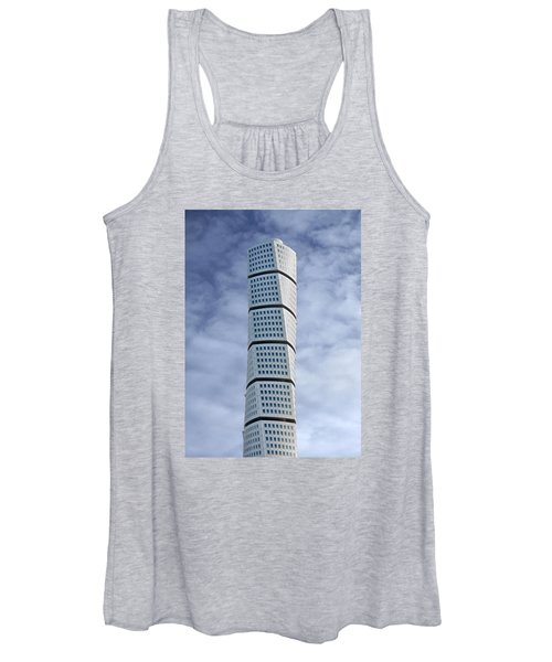 Twisted Architecture Women's Tank Top