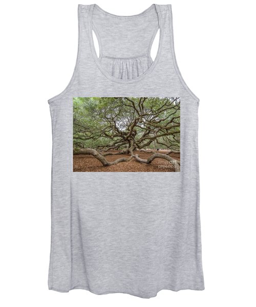 Twisted Limbs Women's Tank Top