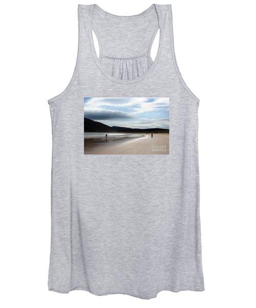 Two On A Beach Women's Tank Top