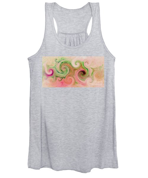 Under The Microscope Women's Tank Top