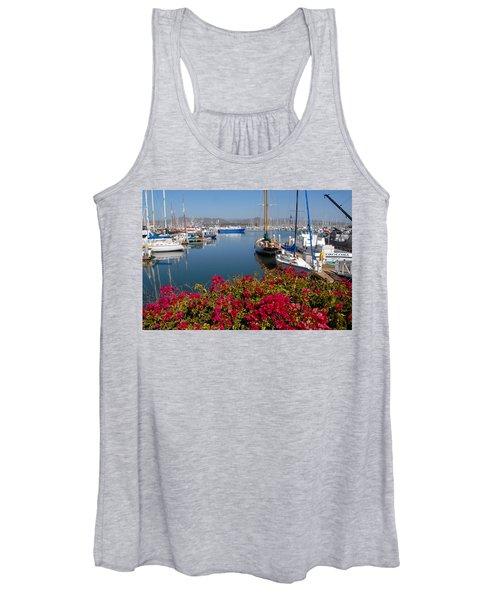 Ventura Harbor Women's Tank Top