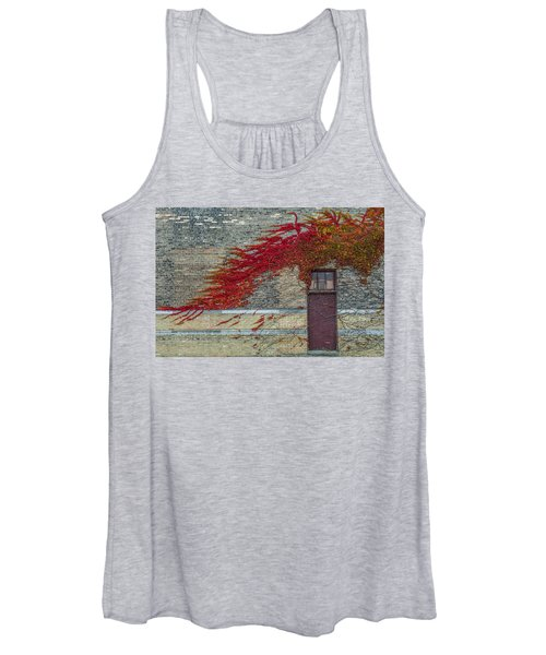 Vine Over Door Women's Tank Top