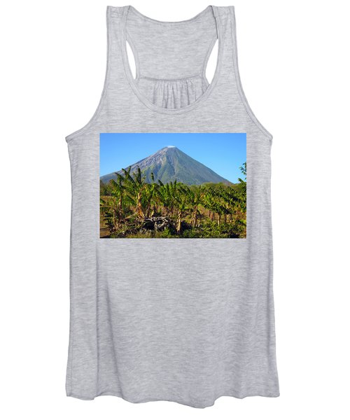Volcan Concepcion Nicaragua Women's Tank Top