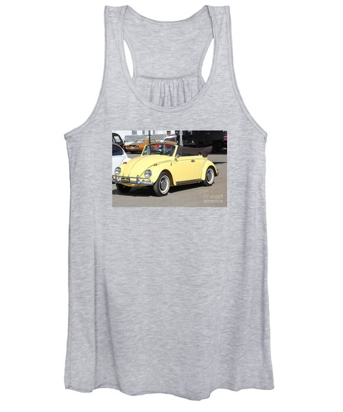Volkswagen Convertible Vintage Women's Tank Top