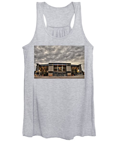 War Memorial Stadium Women's Tank Top