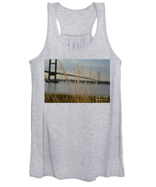 Wasting Time By The Humber Women's Tank Top