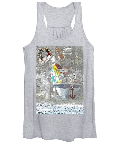 Welcome Bow Women's Tank Top