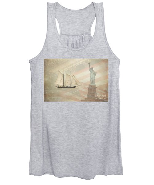 Welcome To Nyc Women's Tank Top
