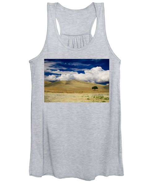 When You Walk My Way Women's Tank Top