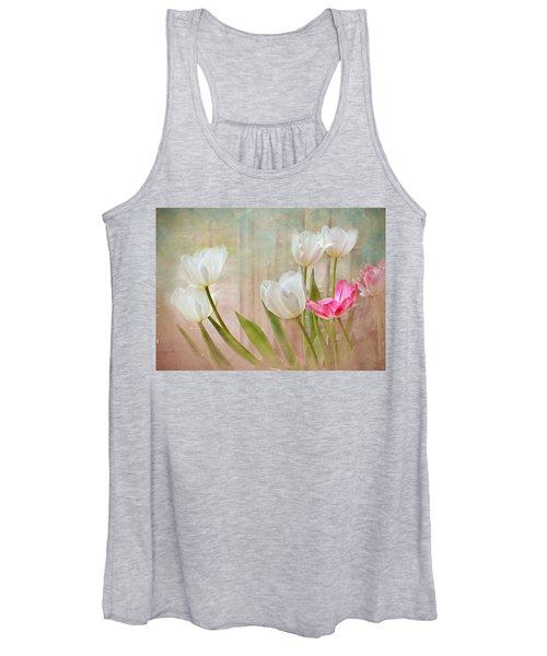 White Lily Show Women's Tank Top