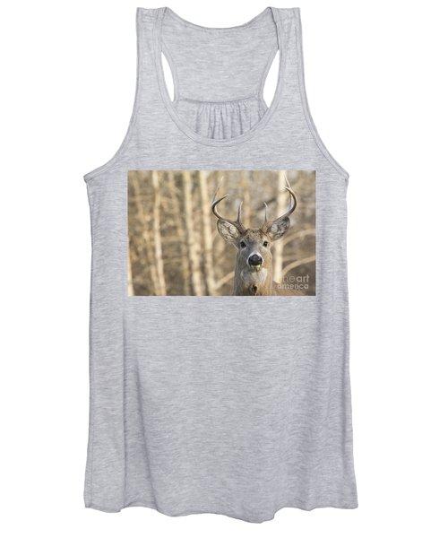 White-tailed Buck Women's Tank Top