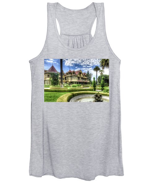Winchester Mystery House Women's Tank Top