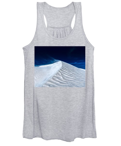 Wind Over White Sands Women's Tank Top