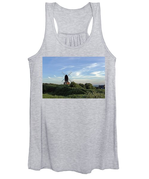 Windmill On Brill Common Women's Tank Top