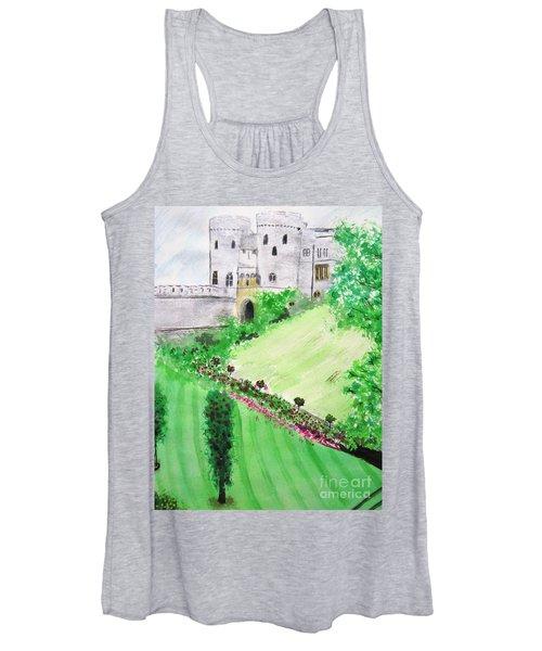 Windsor Castle Women's Tank Top