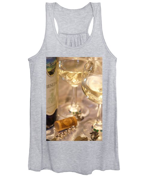 Wine With Friends Women's Tank Top