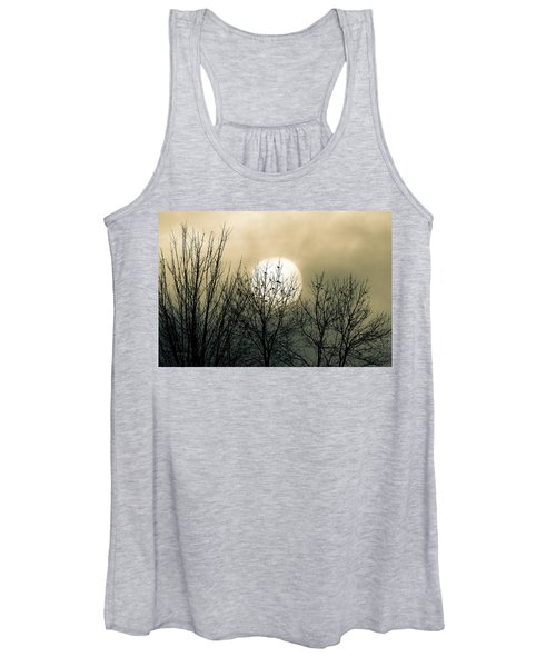 Winter Into Spring Women's Tank Top
