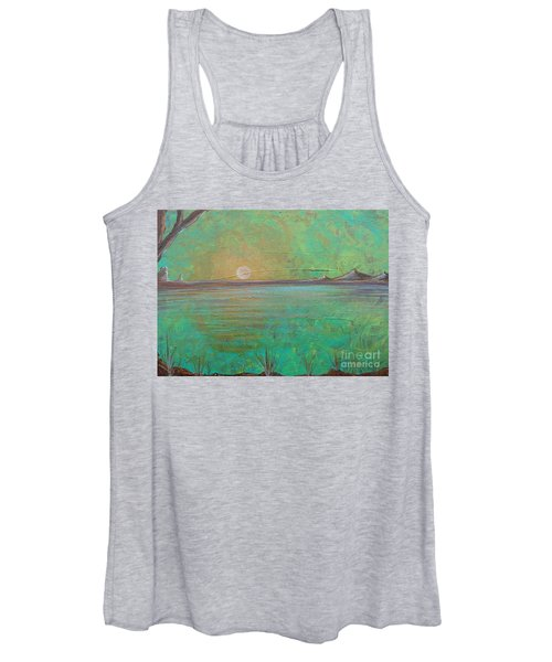 Winter Solitude 7 Women's Tank Top