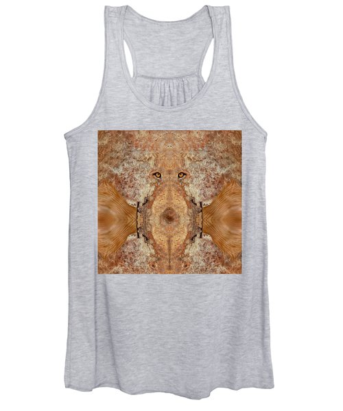 Woody 45 Women's Tank Top