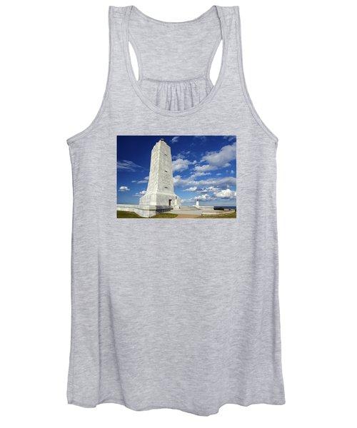 Wright Brothers Memorial D Women's Tank Top