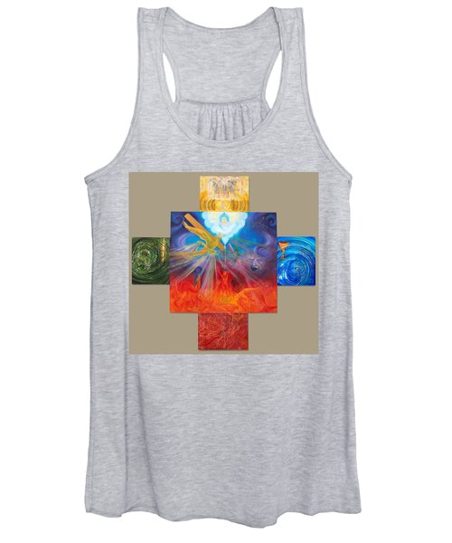 Yahweh El Shaddai Women's Tank Top
