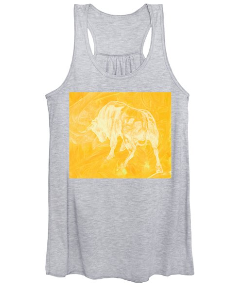 Yellow Bull Negative Women's Tank Top