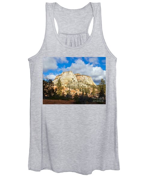 Zion National Park Women's Tank Top